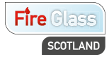 Fire Glass Scotland Logo