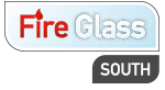 Fire Glass South Colchester Logo