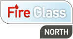 Fire Glass North Manchester Logo